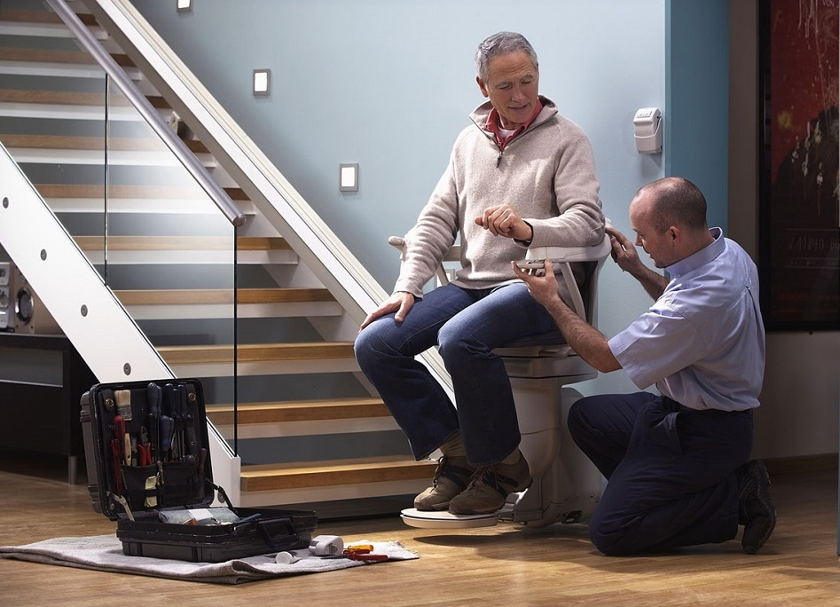 Quick Installations. We Know That Choosing A Stairlift ...