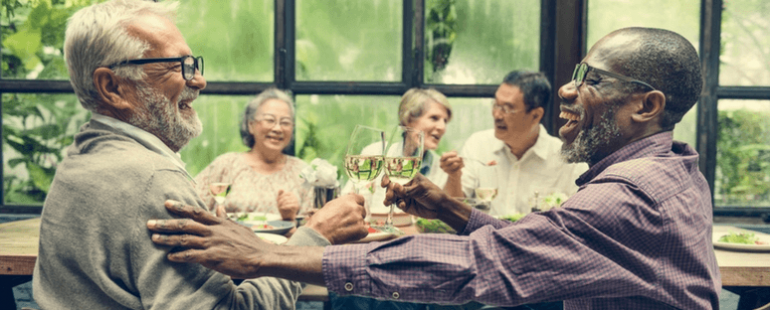 3 Ways to Help Seniors Stay Socially Active