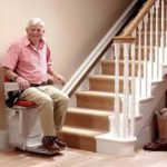 right time in install stairlift