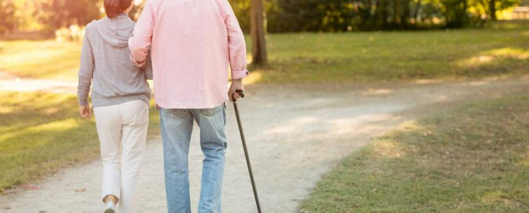 Signs of Decreased Mobility in Seniors And How You Can Help